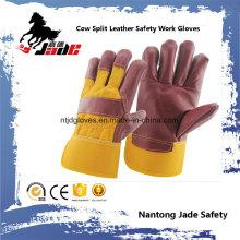 Manteau en cuir de vachette Travail du cuir Gant industriel pour la sécurité des mains