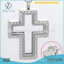 Быстрая перевозка груза jesus ожерелье медальон, шкентель креста медальона, шкентель медальона головоломки