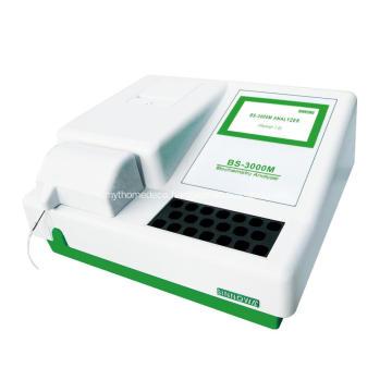 Laboratory Semi-auto Biochemistry Analyzer Good Price