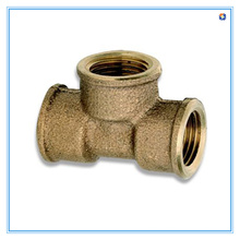 Bronze Casting Pipe Fitting Branch Female Threaded