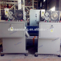 Máquina de reciclaje de material plástico PE para máquina sopladora de película PE