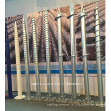 PV-Montage HDG oder Power Coated Ground Scrow, Helix Ground Screw