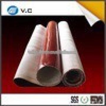 Tissu de tissu en fibre de verre revêtu de silicone à diélectrique de résistance à haute température