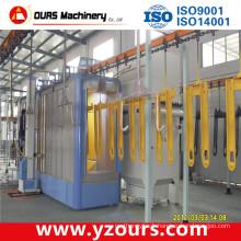 Turn-Key Powder Coating Equipment with Overseas Installation
