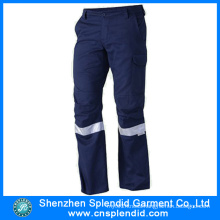 Best Cheap High Visibility Blue Cargo Work Pants for Women