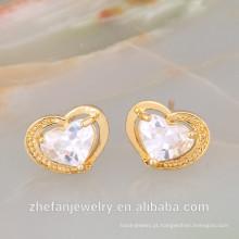 Infinito Sterling Silver Jewellery Mais barato Opal RubyStud Brincos Ródio banhado a jóia é sua boa escolha