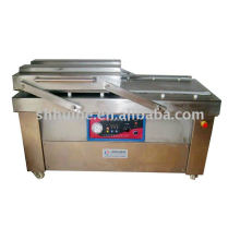 Vacuum Pillow Packing Machine with Double Chamber