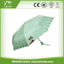 Men Business Walking Straight Umbrella