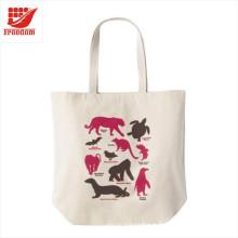 Hochwertige maßgeschneiderte Baumwolle Canvas Bag
