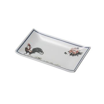 Меламин Суши Пластины/Меламина Прямоугольника Пластины (4102)