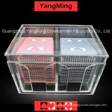Baccarat Discard Poker Holder Box (YM-DH01)