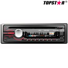 Un reproductor de DVD fijo Ts-6015D del coche del panel fijo