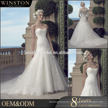Высокое качество на заказ свадебные платья первую ночь