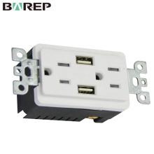 Carregador USB Duplex-Resistant Duplex