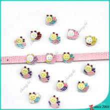 Encantos bonitos da corrediça da abelha encantos do bracelete de DIY (sc16040959)