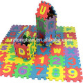 Anti-slip eco-friendly EVA foam mat baby kid puzzle mat