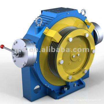 Motor magnético síncrono del elevador sin engranaje del imán permanente de 1.0m / s (la mejor calidad y usar)