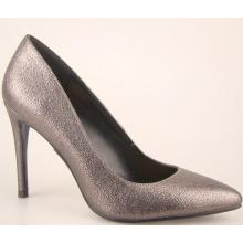 stylish ladies 2 inch heel shoes
