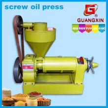 Prensa de aceite pequeño Yzyx70 11ton / día para aceite de cocina
