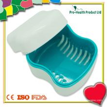 Vente en gros Boîte de prothèse dentaire en plastique