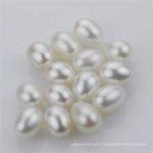 Snh White Fashion Drop Loose Pearls Wholesale