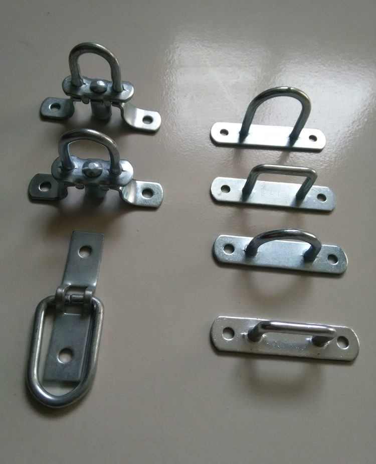 Forged Rope Hooks