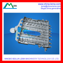Aluminium Die Casting Cutting Machine Parts