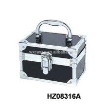 fashionale estuche de belleza de aluminio con multi color selecciones fabricante HZ08316A