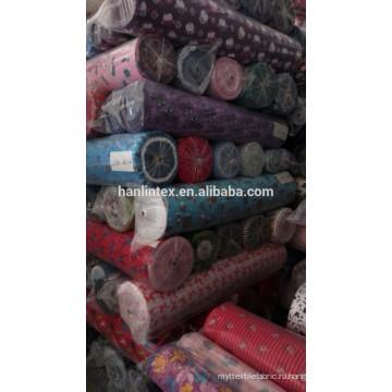 Различные красивые печати T / C 32x12 40x44 120gsm TC Фланель ткани
