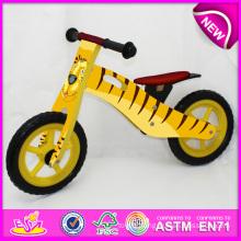Hot Sale High Quality Wooden Bike, Popular Wooden Balance Bike, New Fashion Kids Bike Factory W16c076