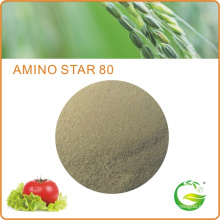 80% Free Amino Acid Qfg Amino Acid Fertilizer