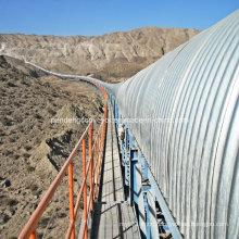 China Curved Conveyor/Long-Distance Horizontal Belt Conveyor/Conveyor Suppliers