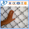 Welded Razor Barbed Wire Fence Panel