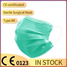 Type de masque chirurgical médical jetable de stérilisation EO ⅡR
