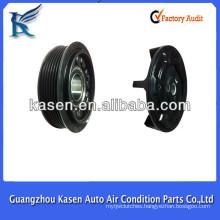 Denso 7seu17c compressor clutch12V automobile electromagnetic clutch for VW OEM#803e/1ko820803F/1ko820803P