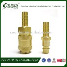 Male thread and female thread Hydraulic Coupler