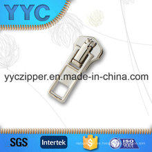 Auto Lock Custom Yg Zipper Slider para uso duradero