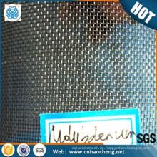 180 Mesh 0,05mpure Wolfram Mesh-Bildschirm für die Wärmebehandlung Unterstützung Drahtgeflecht.