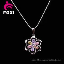 Guangxi Wuzhou flor collar de buen precio