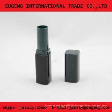 Quadratische schwarze Lippenbalsambehälter Großhandel