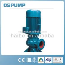 Especificación de WQ / QW de la bomba de agua sumergible