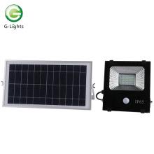 Projecteur solaire à LED pour terrain de sport à économie d'énergie