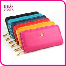 Soft Yong Women Girl Long Purse Clutch Wallet Zipper Phone Cash Card Holder