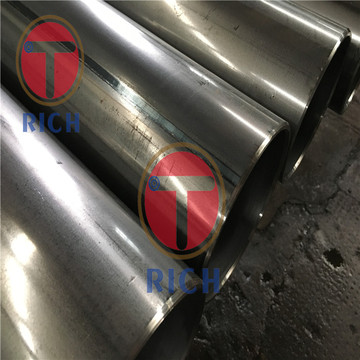 ERW Carbon Steel Boiler dan Superheater Steel Tube