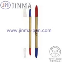 La promoción de regalos Plastic Multi-Color Ball Pen Jm-M008