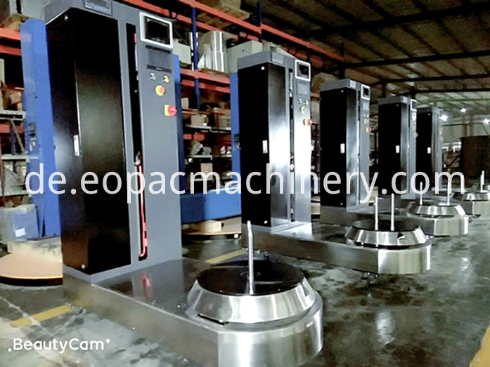 Luggage Packing Machine Price