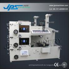 Jps320-3c drei Farbe PVC / PE / OPP / Haustier / PP / BOPP / BOPE Plastikfilm-Rollen-Drucker-Maschine