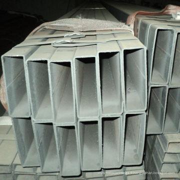 Tuyau carré soudé laminé à chaud avec surface peinte