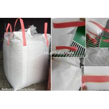 Bulka Bag - sacos de 1 tonelada de fibra com bico, pp super saco