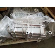 Oil Inter Cooler Engine Spare Parts